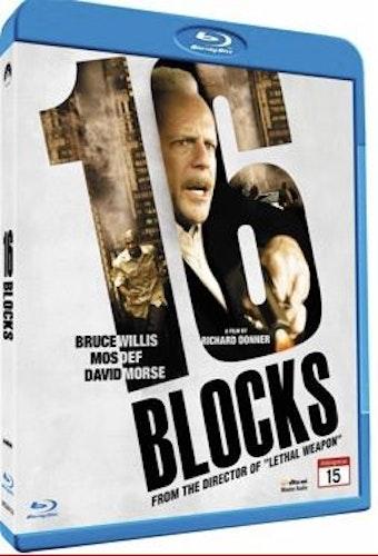 16 Blocks bluray