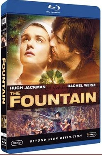 The Fountain bluray