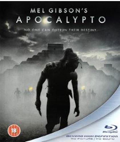Apocalypto bluray (import)