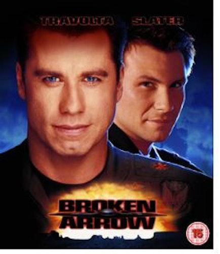 Broken Arrow (bluray import med svensk text)