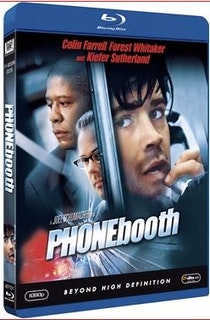 Phone Booth (bluray) import Sv text