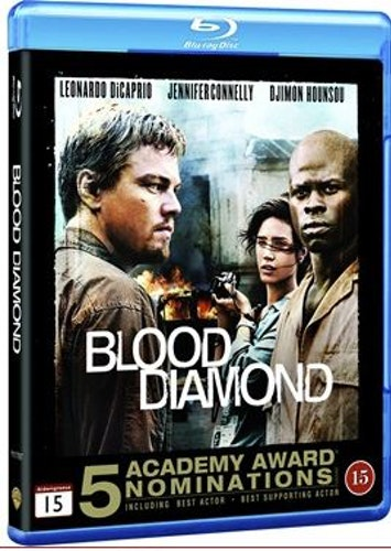 Blood Diamond (bluray)