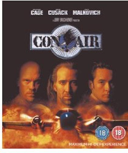 Con Air (bluray, import med svensk text)