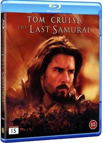 Den siste samurajen (bluray)