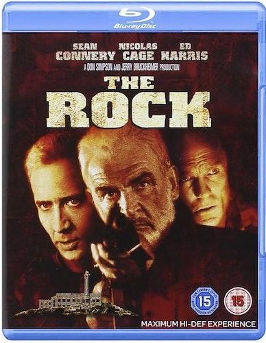 The Rock (bluray, import med svensk text)