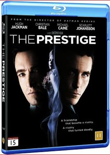 The Prestige (bluray)