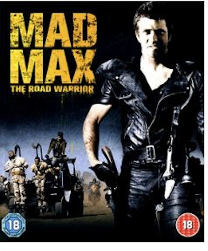 Mad Max 2 - The Road Warrior (bluray import)