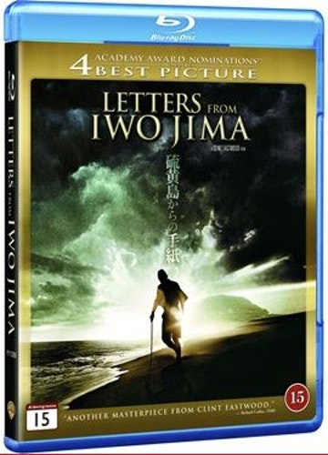 Letters From Iwo Jima (bluray)