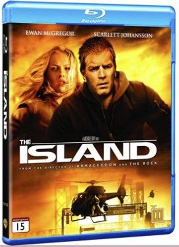 The Island bluray