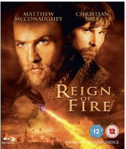 Reign Of Fire (bluray import)