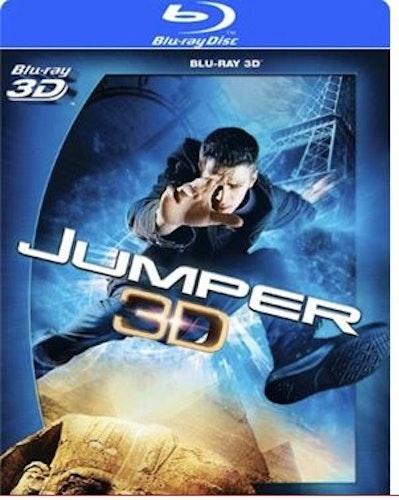 Jumper 3D bluray