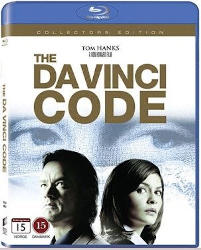 Da Vinci koden (bluray)