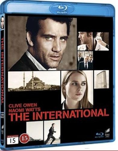 The International (bluray)