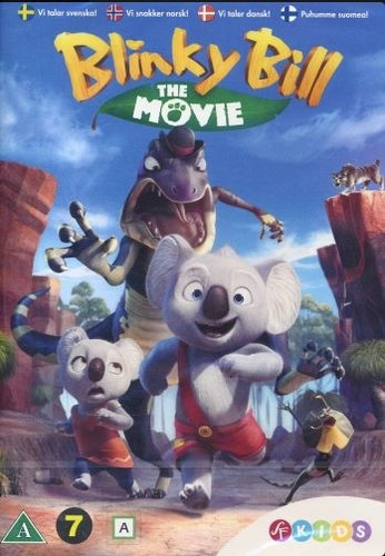 Blinky Bill filmen (the movie) DVD