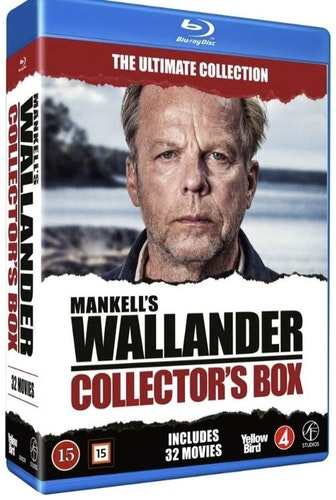 Wallander Collectors Box (Bluray)