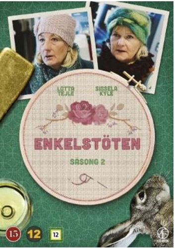 Enkelstöten - Säsong 2 (2 disc) DVD