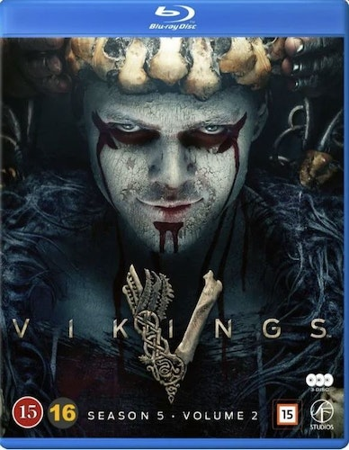 Vikings - Säsong 5: Vol 2 (Bluray)