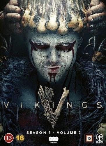 Vikings - Säsong 5: Vol 2 (DVD)