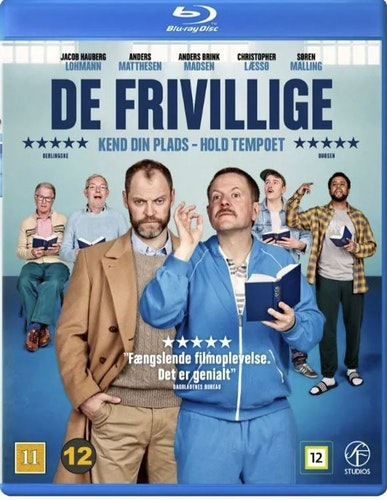 De Frivillige (Bluray)