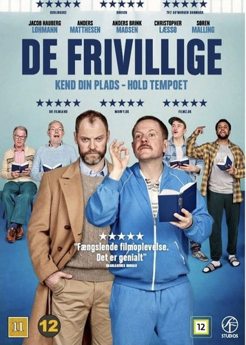 De Frivillige (DVD)