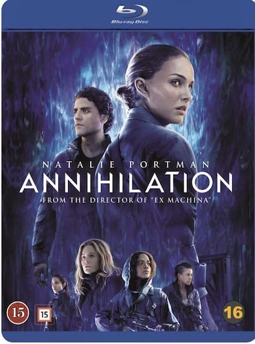 Annihilation (Bluray)
