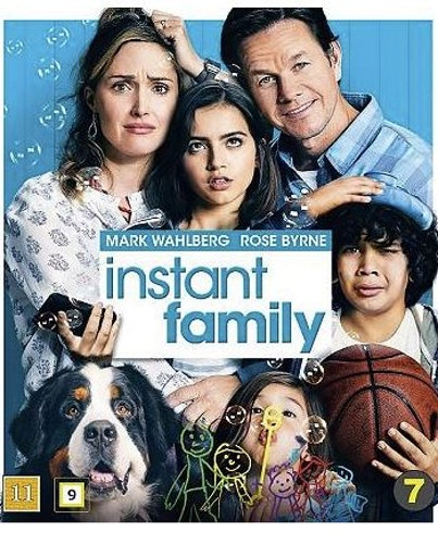 Instant Family bluray
