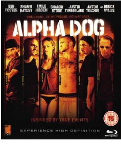 Alpha Dog (bluray, import)