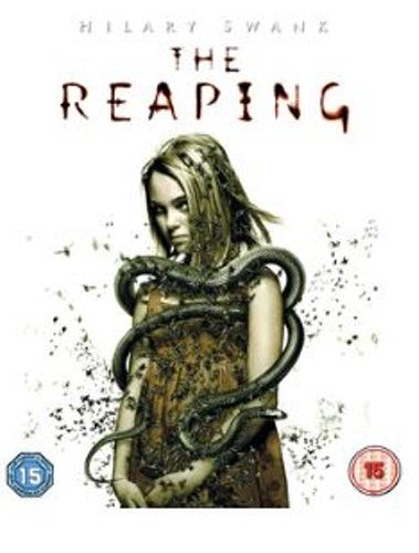 The Reaping (bluray, import med svensk text)