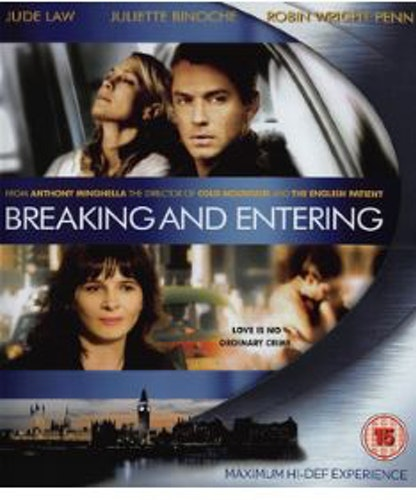Breaking And Entering (bluray, import)