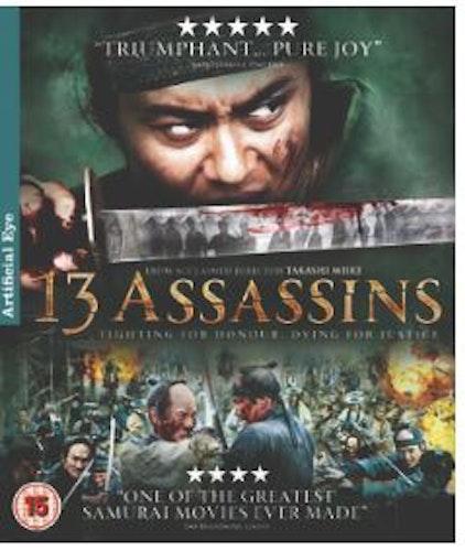 13 Assassins (bluray, import)