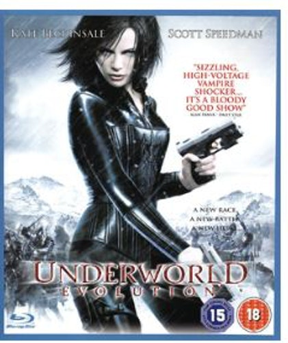Underworld - Evolution (bluray, import)