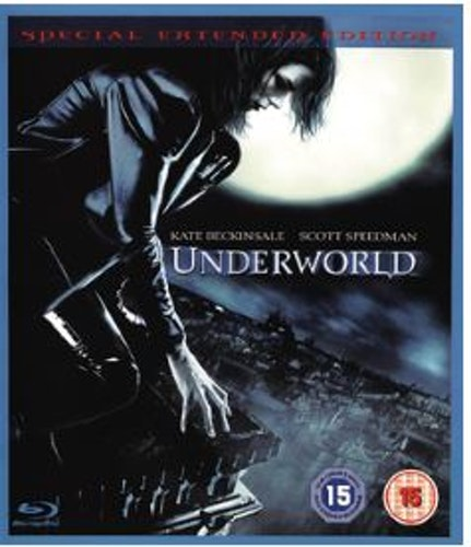 Underworld - Extended Edition (bluray, import)