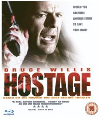 Hostage (bluray)