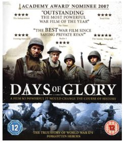 Days Of Glory (bluray, import)