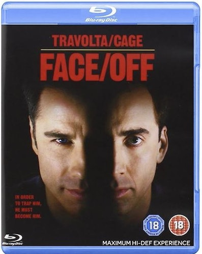 Face / Off (bluray, import)
