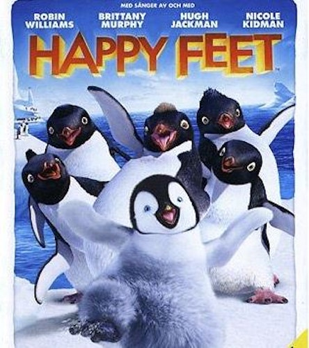 Happy Feet (bluray, import)
