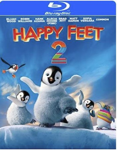 Happy Feet 2 (bluray)