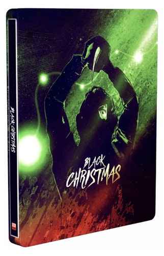 Black Christmas Steelbook bluray (import)