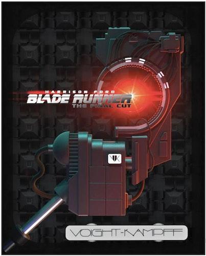 Blade Runner: The Final Cut – Titans of Cult Limited Edition 4K Ultra HD Steelbook (import med svensk text)