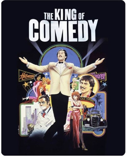 King of Comedy - Steelbook bluray (import)