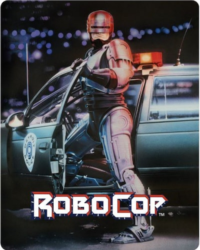 RoboCop - Steelbook bluray (import)