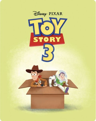 Toy Story 3 - 4K Ultra HD Steelbook (Includes 2D Blu-ray) import
