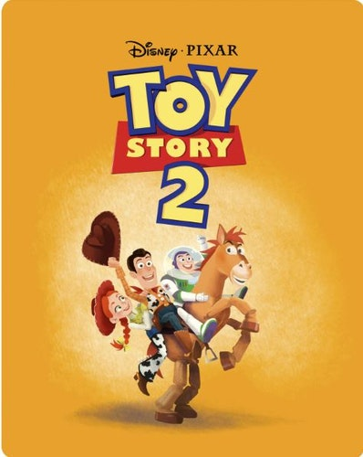 Toy Story 2 - 4K Ultra HD Steelbook (Includes 2D Blu-ray) import