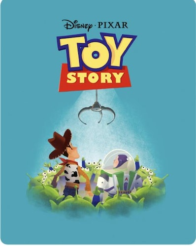 Toy Story - 4K Ultra HD Steelbook (Includes 2D Blu-ray) import