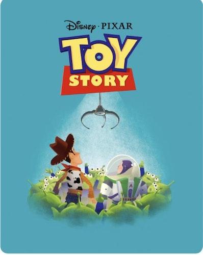 Toy Story - 4K Ultra HD Steelbook (Includes 2D Blu-ray) import