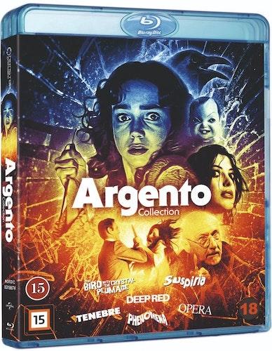 ARGENTO COLLECTION (bluray)
