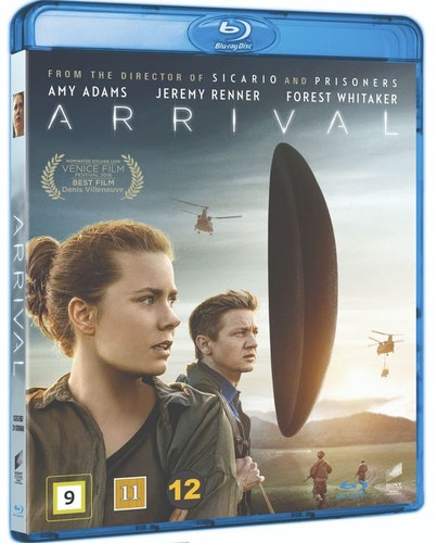 Arrival (bluray)