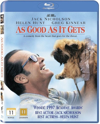 AS GOOD AS IT GETS (bluray)