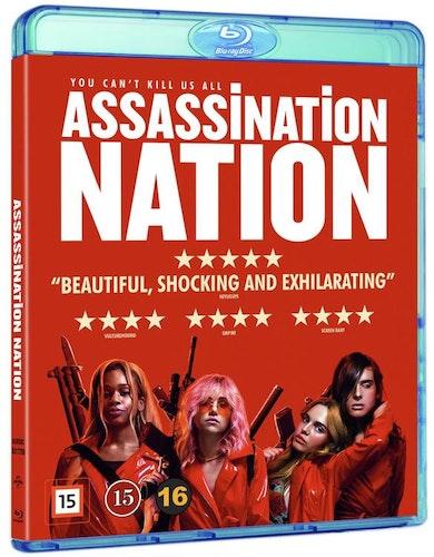 ASSASSINATION NATION (bluray)