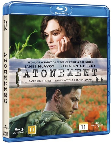 ATONEMENT (bluray)